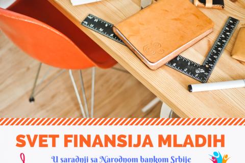 Narodna banka Srbije: besplatne edukacije za mlade
