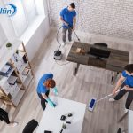 Firma Delfin je profesionalni servis za čiscenje i održavanje