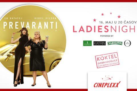 """Koktel dobrodošlice i vredni pokloni uz film ,,Prevaranti"""" u bioskopu Cineplexx Kragujvac Plaza"""