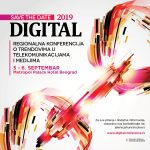 #Digital2019 – Regionalna konferencija o trendovima u telekomunikacijama i medijima