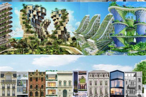 Vizija gradova u budućnosti – simbioza starog i novog