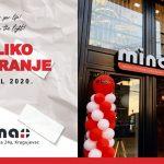 Mina Plus otvorila novi do sada najveći showroom rasvete i elektro opreme