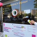Prvi reciklomat u Srbiji koji isplaćuje novac za predatu ambalažu