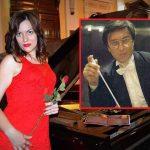 Nevena Lepojević naša operska diva ostvarila saradnju sa slavnim dirigentom Zoranom Andrićem