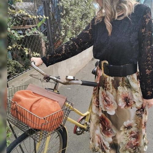 Haljina od svile i čipke sa cvetnim dezenom - odeca za mame i dame - online shop